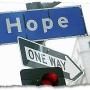 Hope in Jesus God
