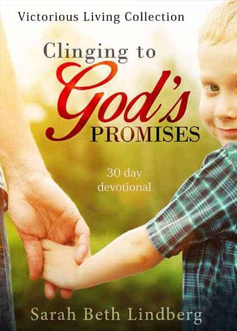 author Sarah Lindberg God Faith promises