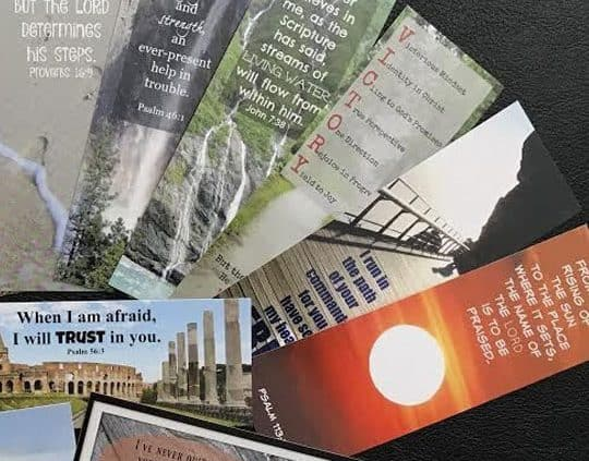 christian-bookmarks-bible-verses