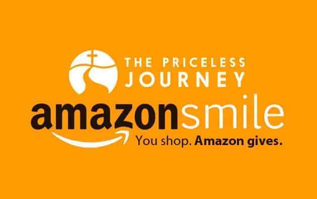 shop amazon smile priceless journey
