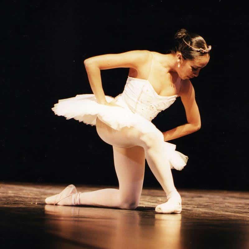 thais domingas ballet dancer