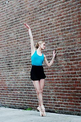 ballet dance aubrey