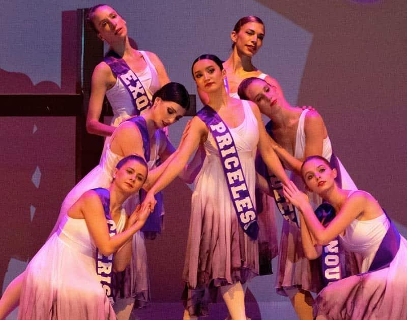 ballet dancers tampa